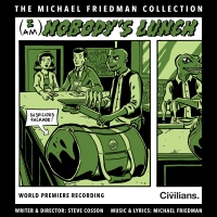 Tune in to the Online Listening Party for THE MICHAEL FRIEDMAN COLLECTION Tonight Photo