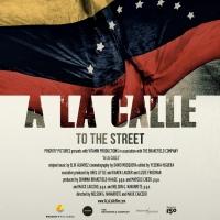 A LA CALLE Directors Discuss Venezuela's Fight For Democracy On Tom Needham's SOUNDS Photo