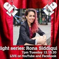 A Little New Music's Spotlight Series Presents Rona Siddiqui Photo
