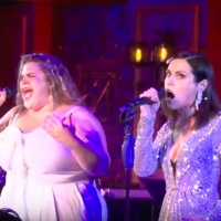 VIDEO: Bonnie Milligan and Natalie Walker Perform Their Long-Planned Show at 54 Below Photo