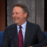 VIDEO: Billy Crystal Talks Hanging Out With Muhammad Ali & Robin Williams on THE LATE SHOW WITH STEPHEN COLBERT