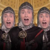 VIDEO: Randy Rainbow Welcomes Kamala Harris to Camelot in Latest Parody! Photo