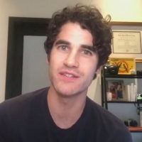 VIDEO: Darren Criss Talks the Broadway Shutdown, His Character in HOLLYWOOD, and His  Photo
