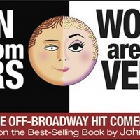 MEN ARE FROM MARS- WOMEN ARE FROM VENUS Live! Comes To The Duke Energy Center