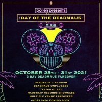 Pollen Presents 'day of the deadmau5,' a Three-Day Experience Oct. 28-31 in Miami Photo