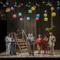 Check Out First Production Photos of ANNA IN THE TROPICS, Staged by Repertory Ph Photos