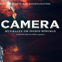 VIDEO TRAILER CAMERA THE MUSICAL OF INGRID BERGMAN at Kulturhuset Spira Photo