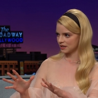 VIDEO: Anya Taylor-Joy Talks About Her Big Break on THE LATE LATE SHOW WITH JAMES CORDEN