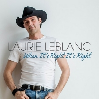 """Canadian Country Star Laurie LeBlanc Places A Big Bet On Love With """"All In"""" Photo"""