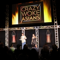 CRAZY WOKE ASIANS Spread Laughter Comedy Tour Live in New York Photo