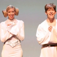VIDEO: In The Recording Studio With A MUSICAL ABOUT STAR WARS Photo