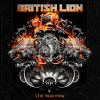 British Lion Announces Second Album THE BURNING