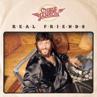 Chris Janson Shares New Album REAL FRIENDS