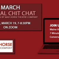 Mad Horse Theatre Presents Virtual Chit Chat Photo