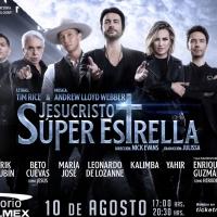 Guillermo Wiechers de JESUCRISTO SÚPER ESTRELLA en el Auditorio Telmex - Guadalajara