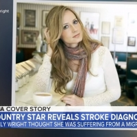 VIDEO: Chely Wright Opens Up About Her Stroke on GOOD MORNING AMERICA Video