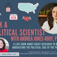 Caveat Presents ASK A POLITICAL SCIENTIST: Weekly Livestream Show From Andrea Jones-Rooy