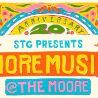 STG Announces 20th Annual MORE MUSIC @ THE MOORE: Virtual Celebration! Photo