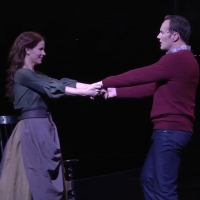 VIDEO: Kelli O'Hara and Patrick Wilson Sing 'Almost Like Being in Love' in New #Encor Photo