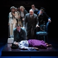 BWW Review: MURDER ON THE ORIENT EXPRESS Satisfies at Alley Theatre