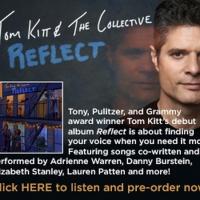 Tony Winner Tom Kitt's New Album Reflect Out Now! Photo