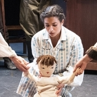 BWW Review: A Winning Production -  THE CAUCASIAN CHALK CIRCLE - The Latest on Antaeu Photo