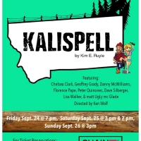 Manhattan Repertory Theatre to Return With NYC Premiere Of KALISPELL! Photo