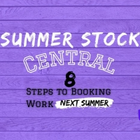 Student Blog: Summer Stock Central: Step #6 | Nail The Audition Photo