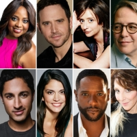 Matthew Broderick, John Leguizamo, Blair Underwood, Andrea Martin and More Featured in Vir Photo