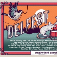 DelFest Announces Lineup for 14th Annual Festival Photo