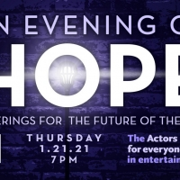 Ann Harada, Shanice Williams, Kerstin Anderson and More Join AN EVENING OF HOPE Virtu Photo