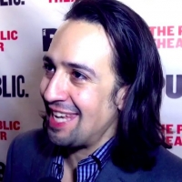 #TBT: Looking Back At HAMILTON's Off-Broadway Opening In Honor Of Lin-Manuel Miranda' Video