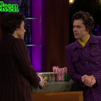 VIDEO: Watch Harry Styles Interview Himself on THE LATE LATE SHOW