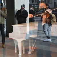 Kaufman Music Center's Pop-Up Musical Storefront Series to Feature JACK Quartet, Caro Photo