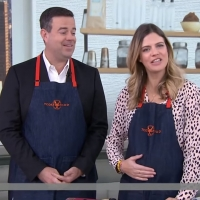 VIDEO: Carson And Siri Daly Reveal The Gender Of Baby No. 4 on TODAY! Video