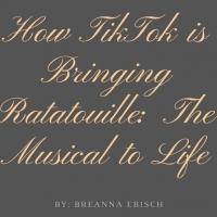 BWW Blog: How TikTok is Bringing Ratatouille: The Musical to Life Photo