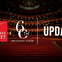 Colorado Ballet Announces Cancellations And Updates To Its 60th Anniversary Season Photo