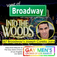 The 'West of Broadway' Podcast Chats Hollywood Bowl's INTO THE WOODS, Gay Men's Choru Photo