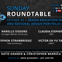 Design Educators to Join Episode 45 of the 4Wall Sunday Roundtable Photo