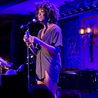 BWW Review: AMBER IMAN Couldn't Be Better at 54 Below Photo