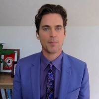 VIDEO: Matt Bomer Talks Epic Karaoke Nights With the BOYS IN THE BAND Cast
