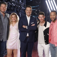 THE VOICE To Broadcast First-Ever Remote Live Shows With Carson Daly Hosting From Sta Photo