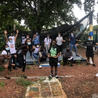 At-Risk Teens Express Their Fears And Hopes In 'I Will Breathe' Time Capsules Buried At Mi Photo