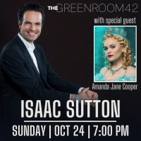 Amanda Jane Cooper to Reunite with Isaac Sutton for BROADWAY ISRAEL at The Green Room Photo