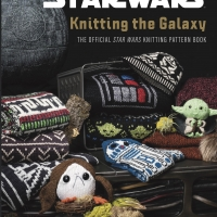 STAR WARS KNITTING THE GALAXY: The First Official Star Wars Knitting Pattern Book Out Photo