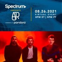 Spectrum Presents AJR Powered by Pandora Photo