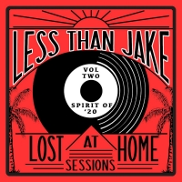 Less Than Jake Reveals 'Lost AT Home Sessions Volume Two' Photo