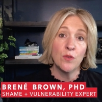 Brené Brown Will Be First Guest Back on RED TABLE TALK Photo