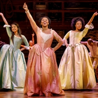 BWW Review: The National Tour of HAMILTON Takes the Stage at Philadelphia's Academy of Mus Photo