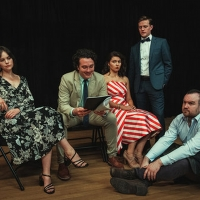 DAVID'S PLAY Comes to NYFringe